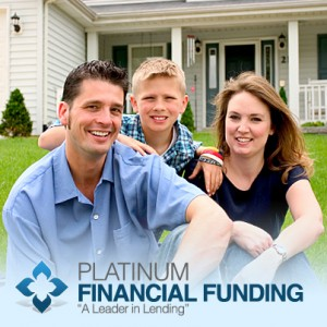 Platinum xFinancial Funding mortgage lending